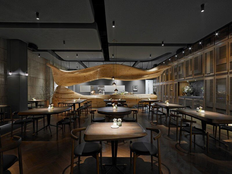 Raw Restaurant Taipei designed by Weijenberg for Chef André Chiang (11)