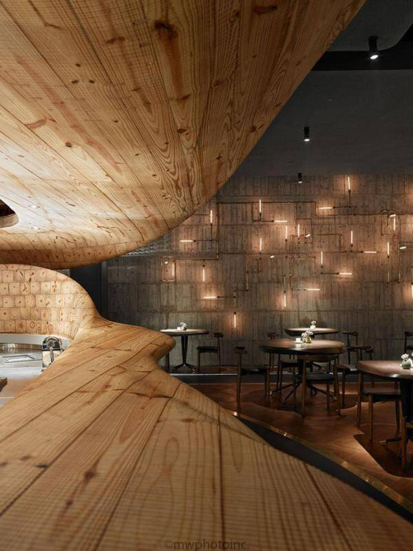 Raw Restaurant Taipei designed by Weijenberg for Chef André Chiang (12)