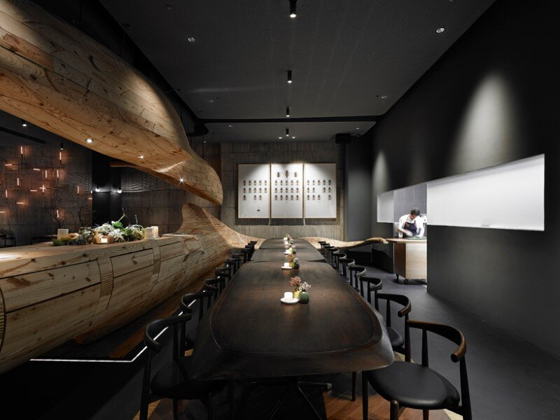 Raw Restaurant Taipei designed by Weijenberg for Chef André Chiang (6)