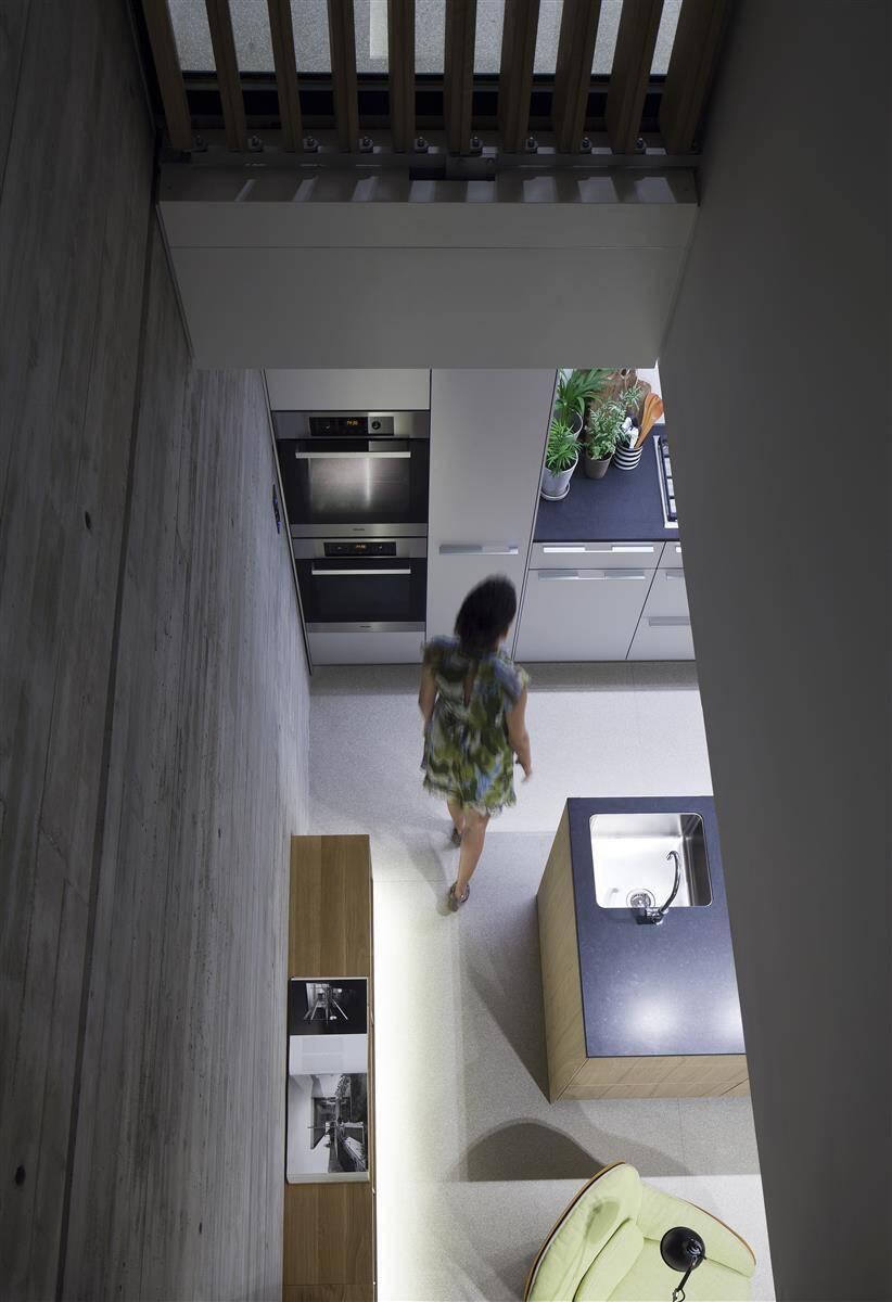 Renovation of a duplex apartment in Tel Aviv (10)