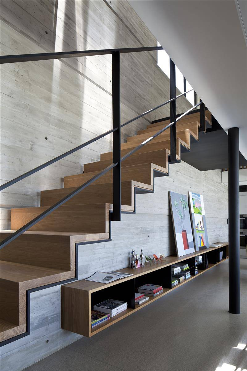 Renovation of a duplex apartment in Tel Aviv (15)
