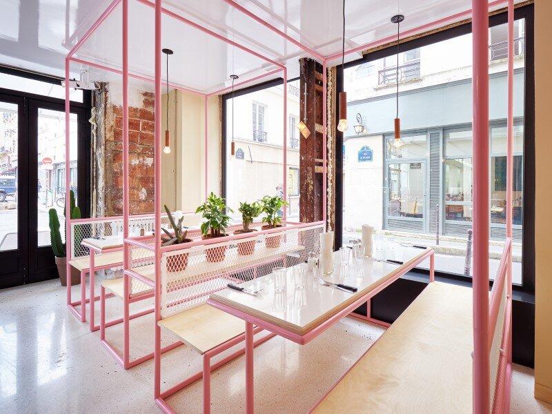 Restaurant PNY Haut Marais by CUT Architectures (1)