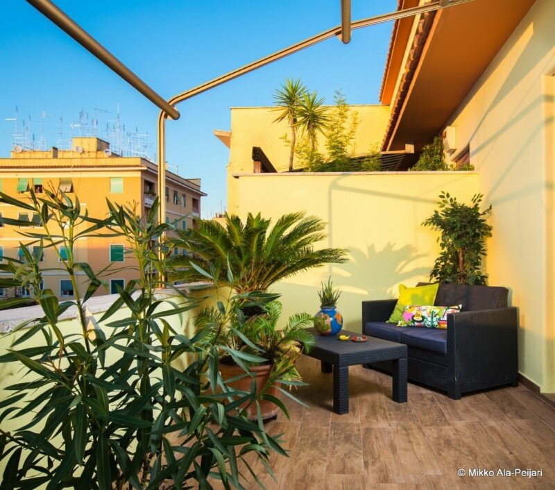 Rosario apartment in the heart of Rome - True Soul of a Lawyer (10)