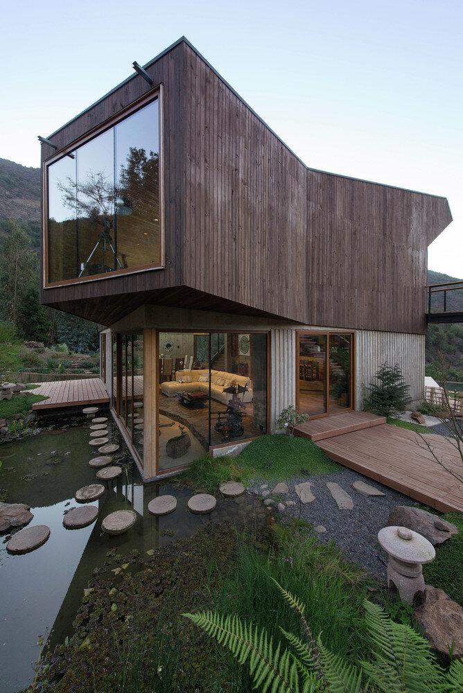 Seasonal spacious house with attractive interior balcony (19)