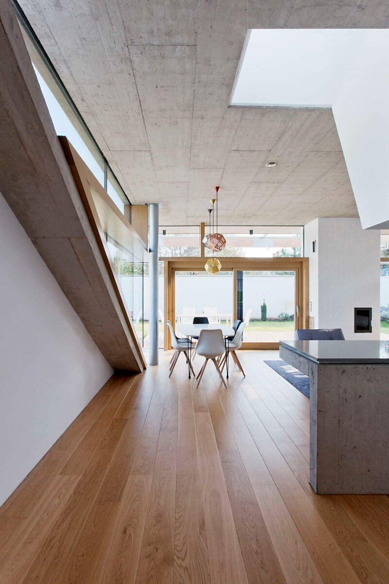 TD House combination of modernism and rural architecture (14)