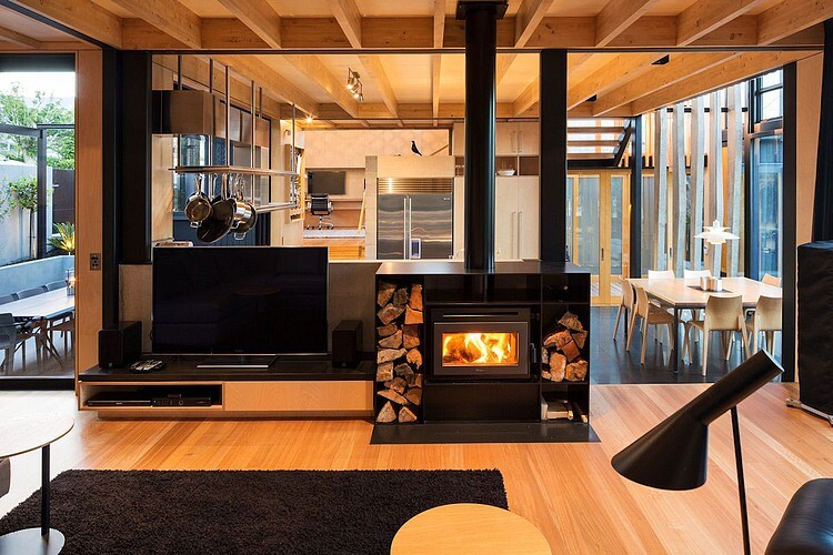 Takapuna Beach House - Boatsheds by Strachan Group Architects (9)