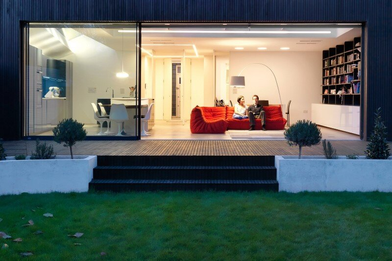 Talbot Road Home by Lipton Plant Architects - London (2)