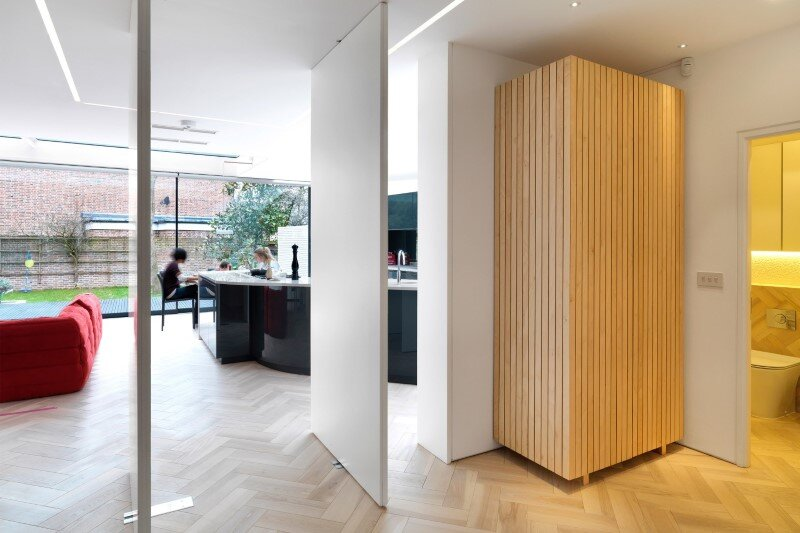 Talbot Road House by Lipton Plant Architects - This family home is located in London (5)