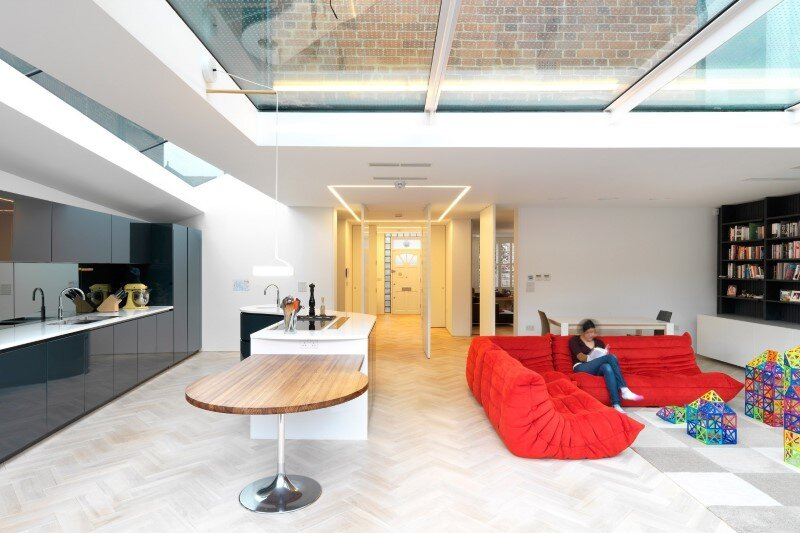 Talbot Road Home by Lipton Plant Architects - London (7)