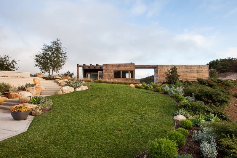 Toro Canyon Residence with views of the Santa Barbara coastline (8)