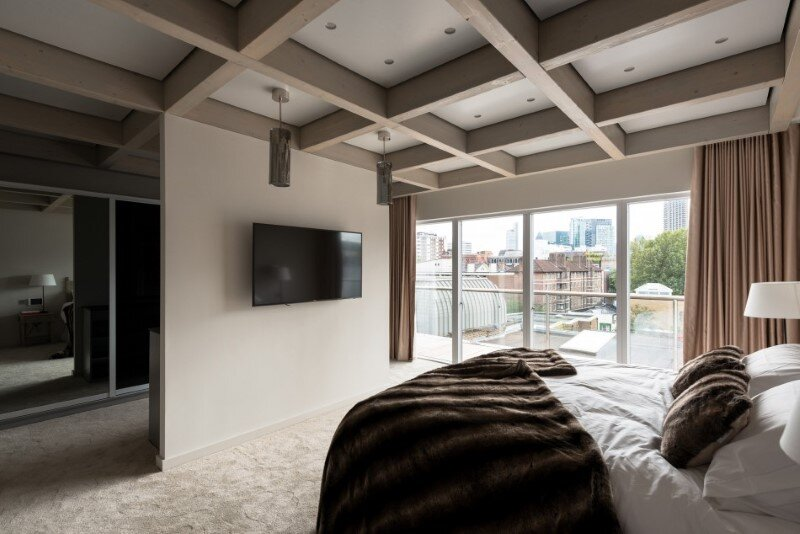 Two-bedroom penthouse constructed on a Cross-Laminated Timber frame (18)