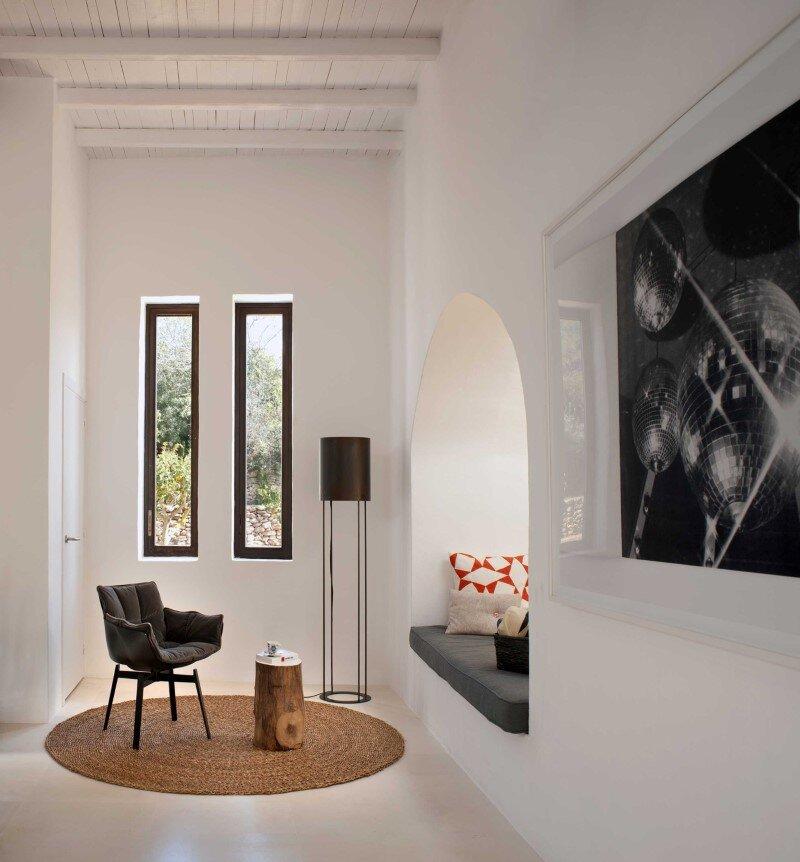 vacation house in ibiza with interiors designedtg studio