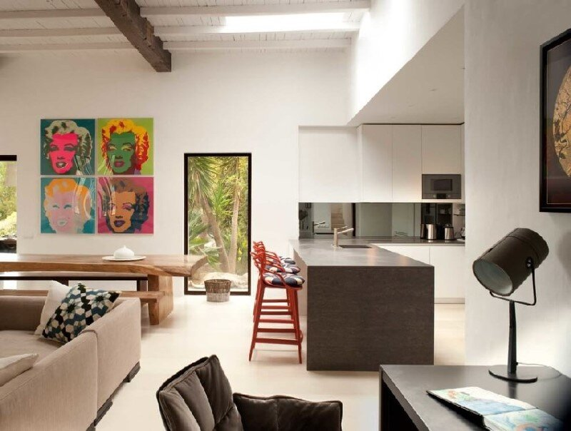 Vacation house in Ibiza with interiors designed by TG Studio (20)