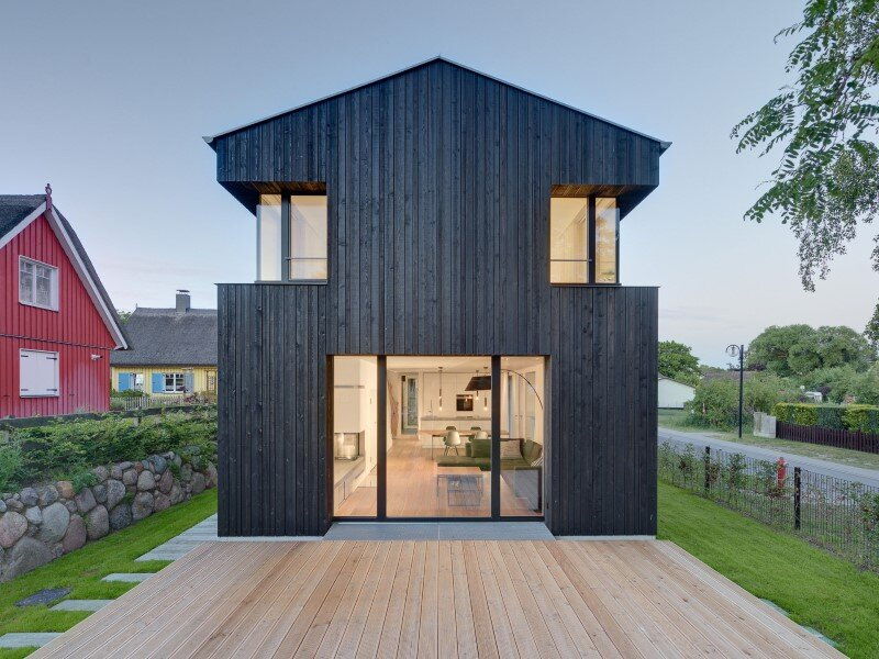 Wieckin House Traditional German Architecture By M 246 Hring