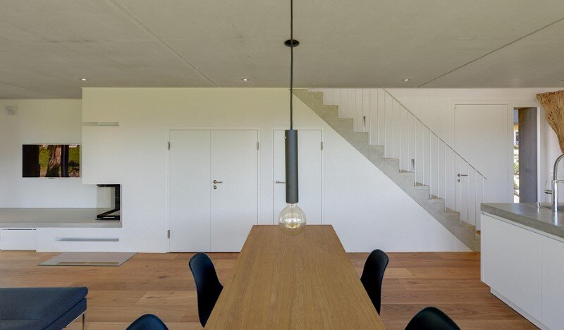 WieckIn Vacation House - traditional German architecture by Möhring Architekten (14)