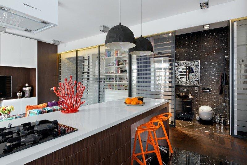 50 sqm Secret apartment in Kiev - Sergey Makhno Architects (3)