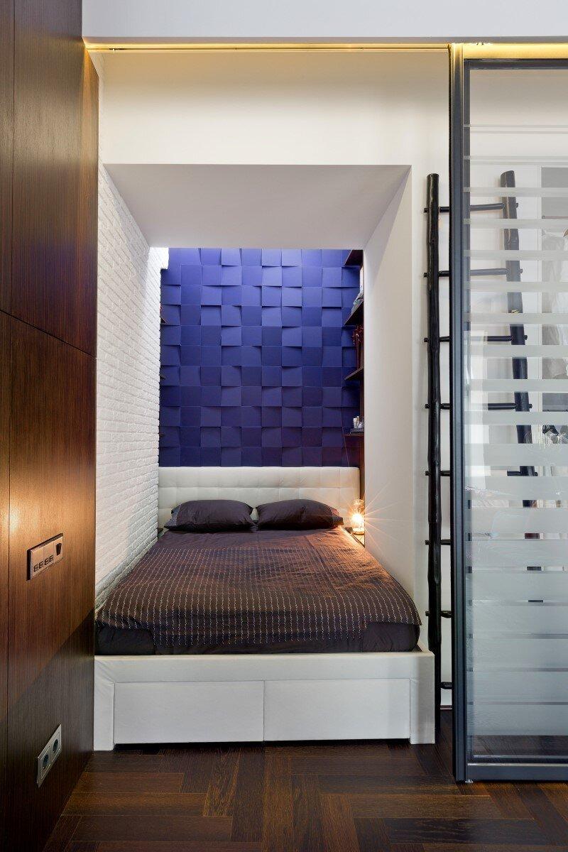 50 sqm Secret apartment in Kiev - Sergey Makhno Architects (4)