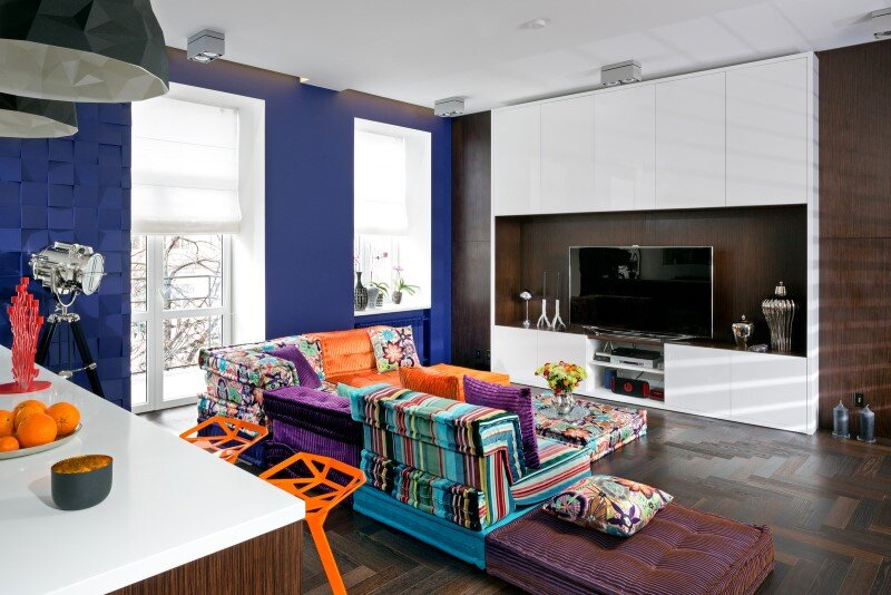 50 sqm Secret apartment in Kiev - Sergey Makhno Architects (5)