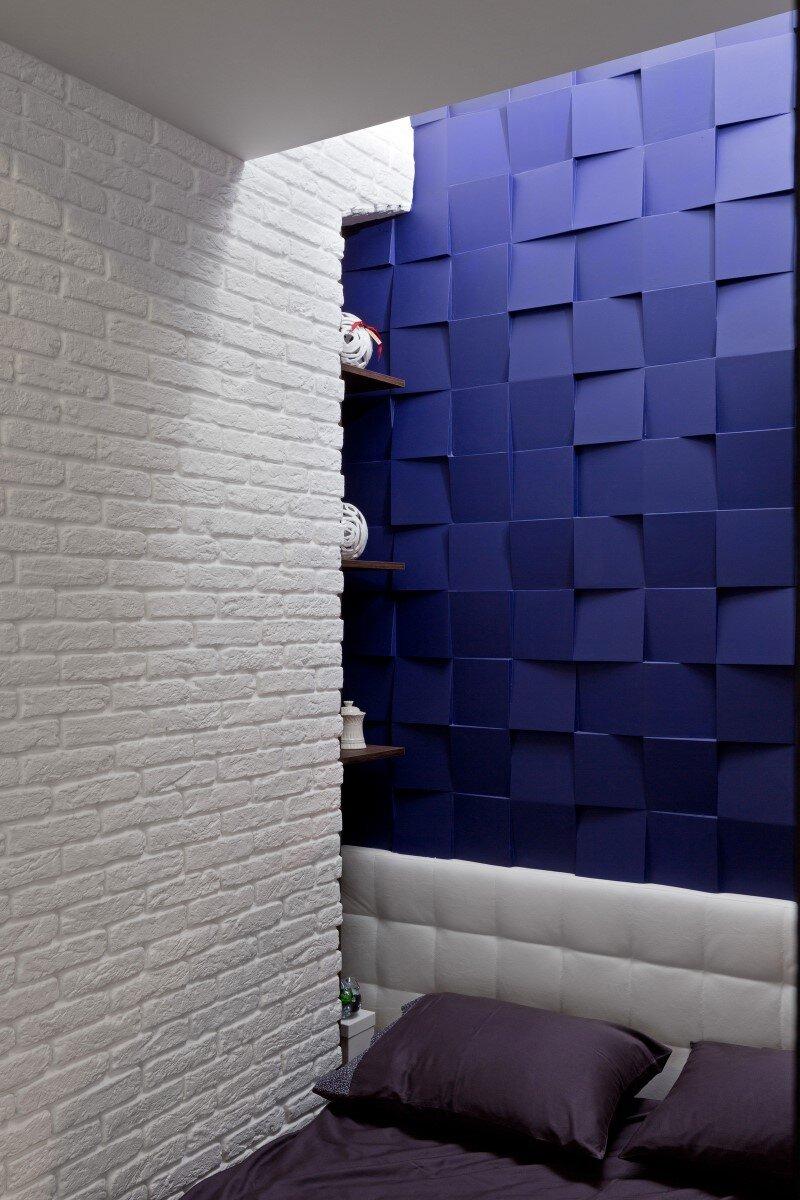 50 sqm Secret apartment in Kiev - Sergey Makhno Architects (7)