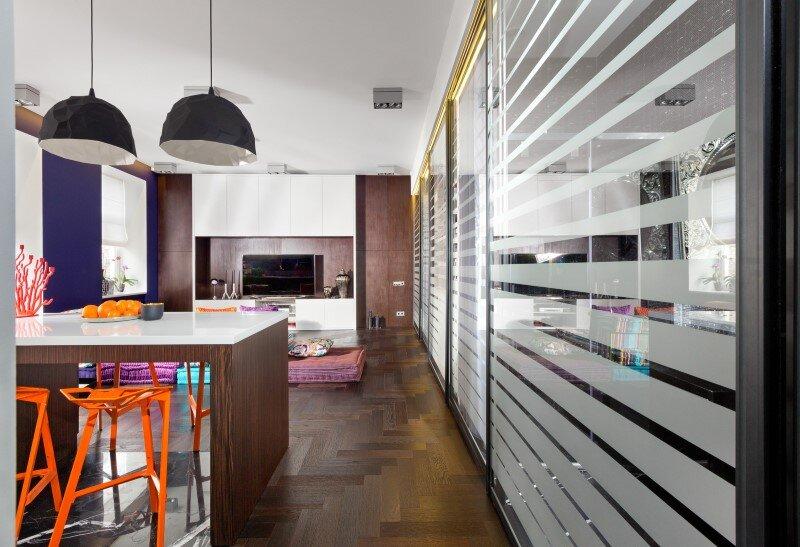 50 sqm Secret apartment in Kiev - Sergey Makhno Architects (9)