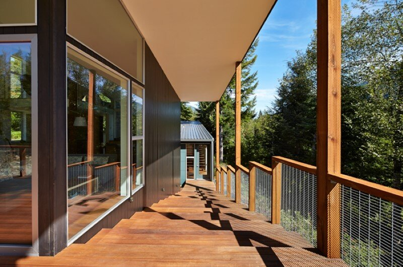 Bear Run House by David Coleman Architecture (10)
