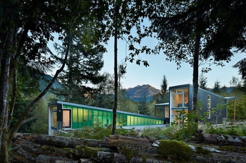 Bear Run Cabin by David Coleman Architecture (12)