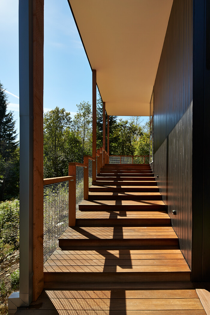 Bear Run Cabin by David Coleman Architecture (21)