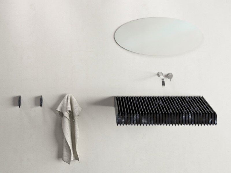 Birichino is an Atypical Marble Sink Designed by Purapietra (3)
