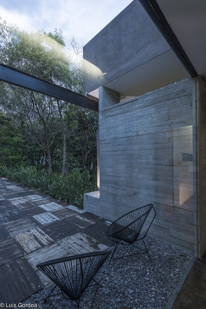 Casa Mexicana - RGT House conceived as a place to rest and recreation (13)