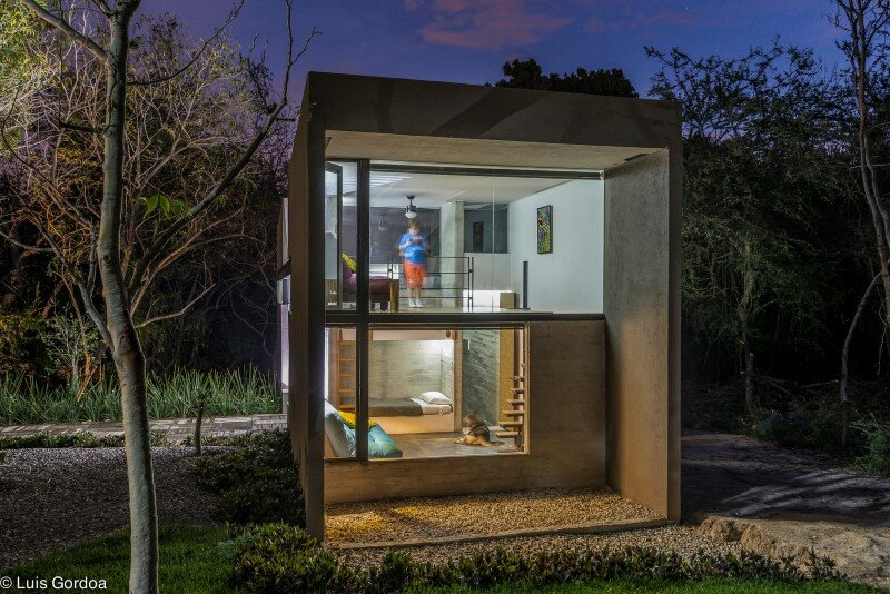 Casa Mexicana - RGT House conceived as a place to rest and recreation (6)