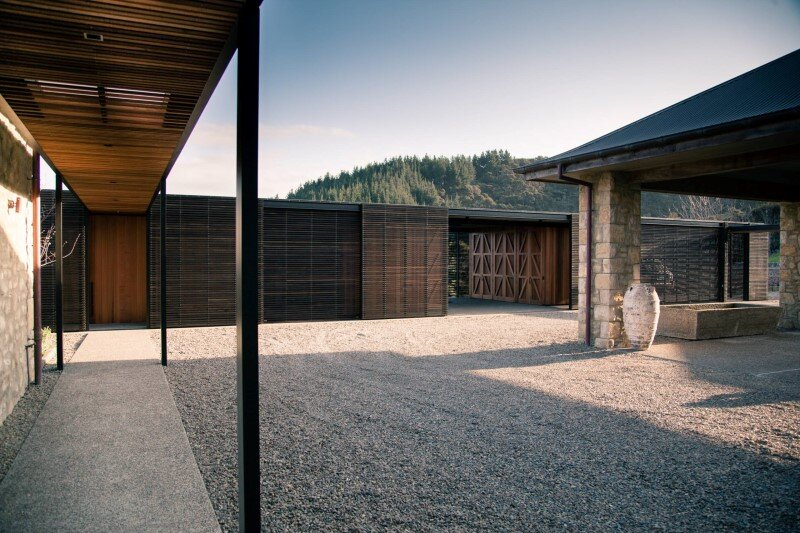 Clevedon Estate Pavilions by Herbst Architects (15)
