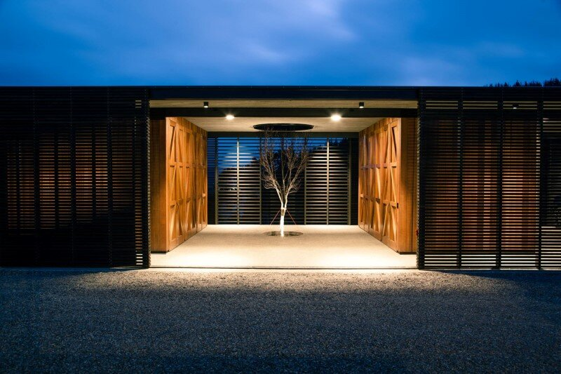Clevedon Estate Retreat Extension by Herbst Architects (3)