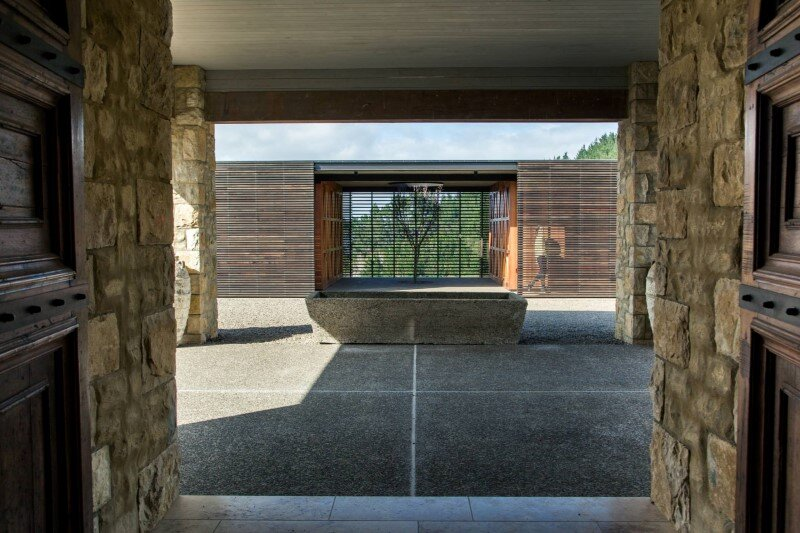 Clevedon Estate Pavilions by Herbst Architects (4)