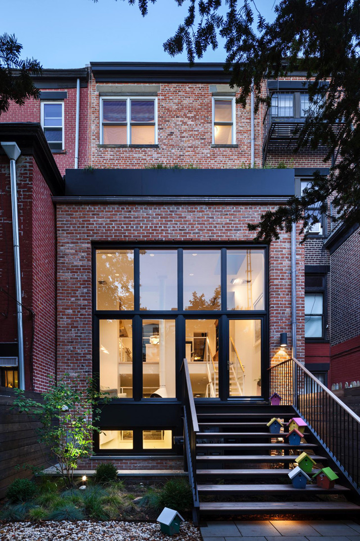 Complete Renovation of a 4-story Romanesque Revival House (1)