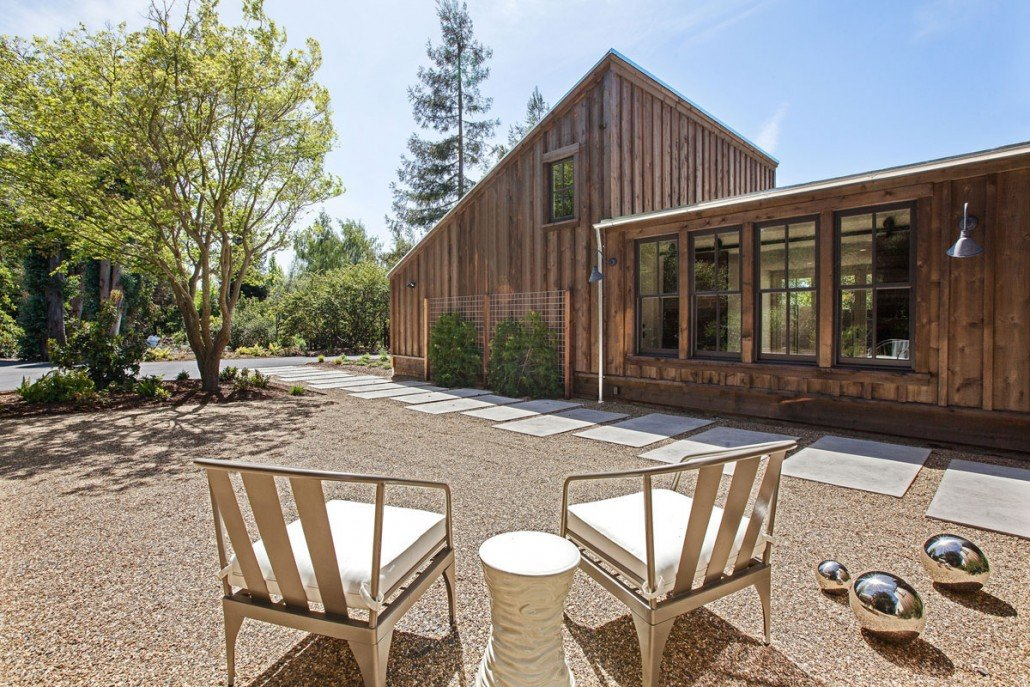 Cordilleras House - Modern Farmhouse in Sonoma, California (10)