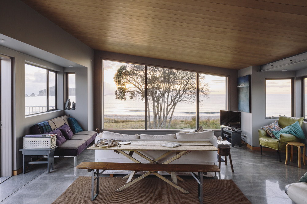 Coromandel Beach House by Strata Architects - New Zealand (4)