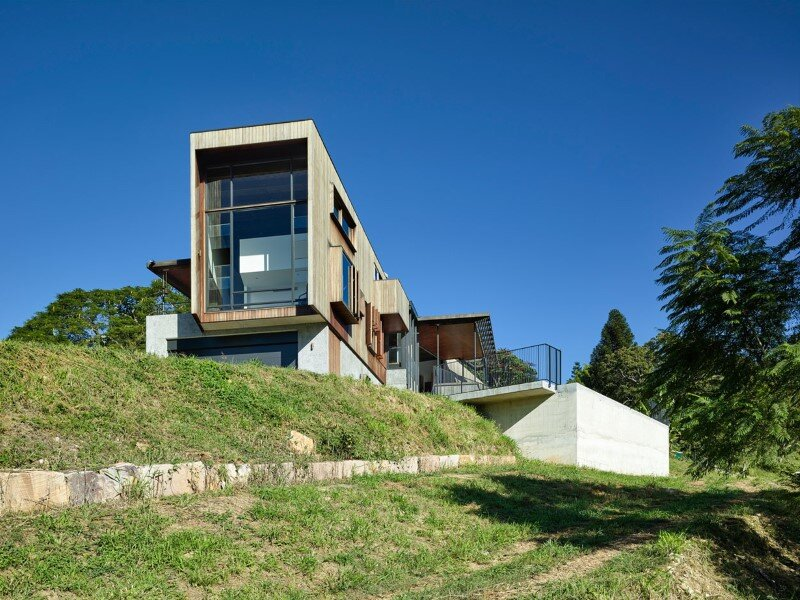 Davenport Wilson House by Shane Thompson Architects (2)