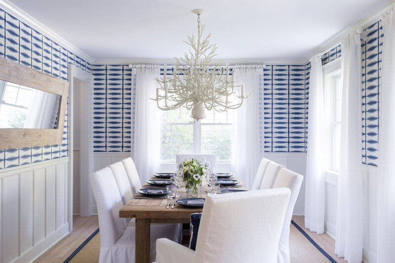 East Hampton Beach Cottage - homely home transformed into a buoyant and sparkling oasis (4)