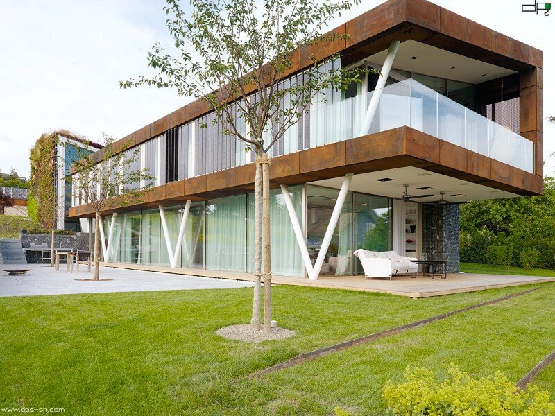 Eco Home Design Ideas: Eco Friendly House Design