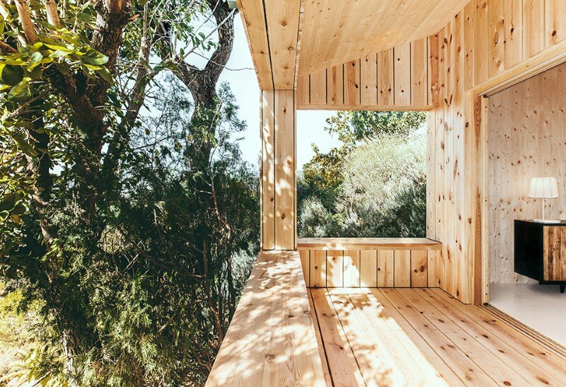 Efficient, prefab, sustainable and passive - Wood Studio House (6)