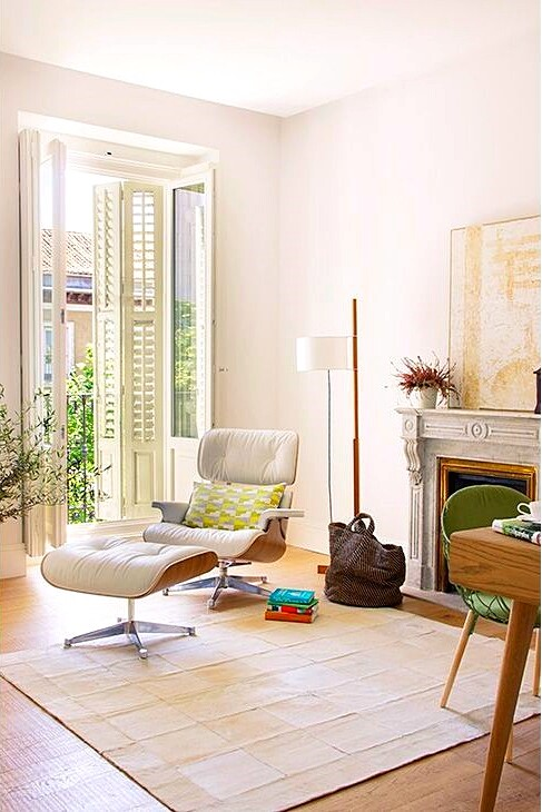 Full reconversion of 213 sq mt old flat in Madrid Ayala House (14)