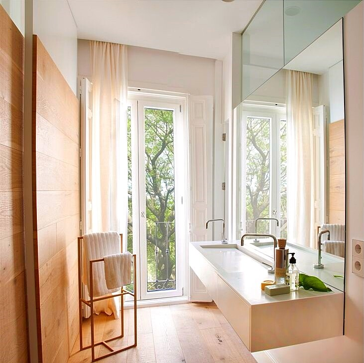 Full renovation of 213 sq mt old flat in Madrid Ayala House (16)
