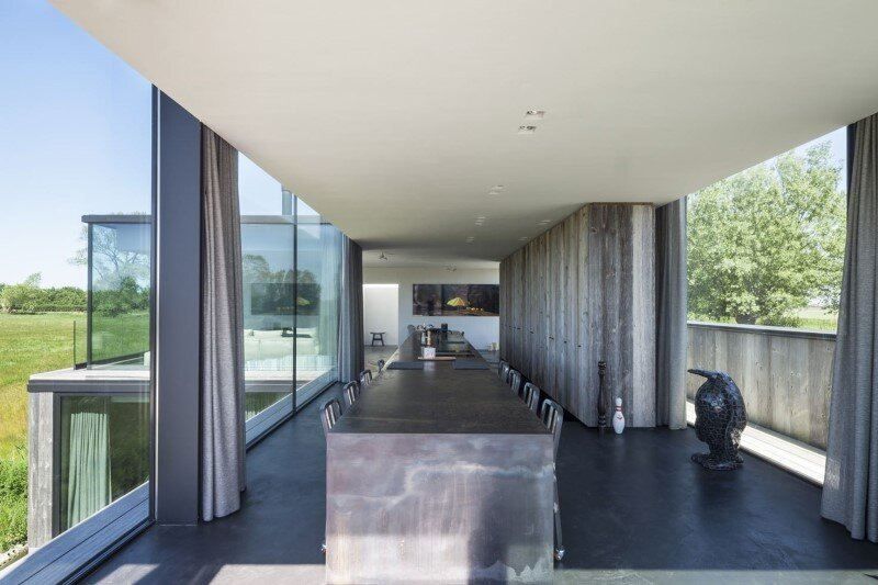 Graaf Jansdijk House by Govaert & Vanhoutte Architects