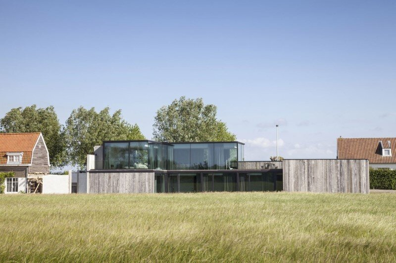 GraafJansdijk House by Govaert & Vanhoutte Architects (13)