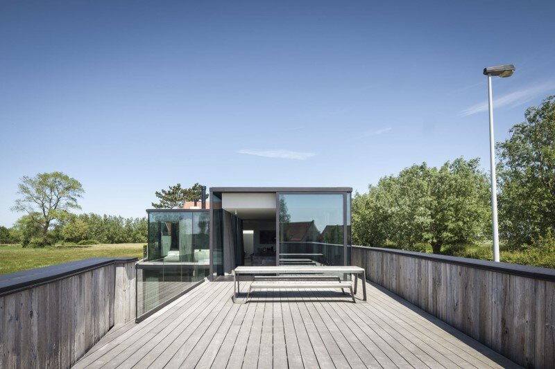Graaf Jansdijk House by Govaert & Vanhoutte Architects (8)