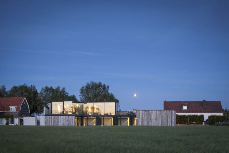 GraafJansdijk House by Govaert & Vanhoutte Architects (9)