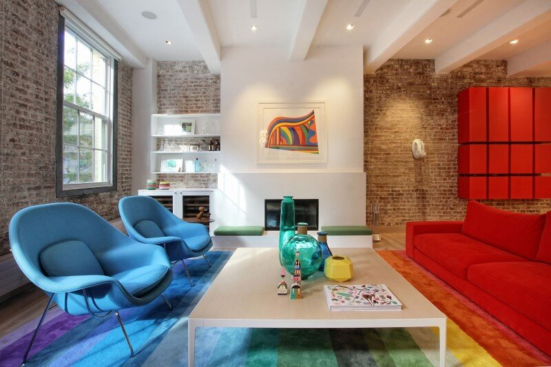 Greenwich Street apartment by Ghislaine Viñas Interior Design (2)