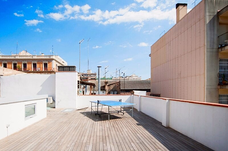 Last Old dairy farm in Barcelona converted in one single house (15)