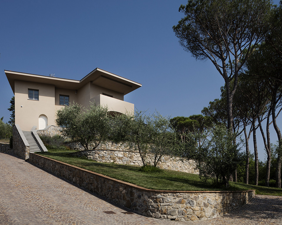 Luxurious Villa Located on Lucca's hill, Italy - Studiòvo (1)