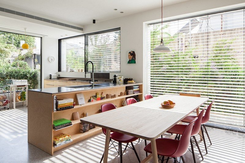 Modern townhouse in Tel Aviv Mendelkern Residence by David Lebenthal (10)